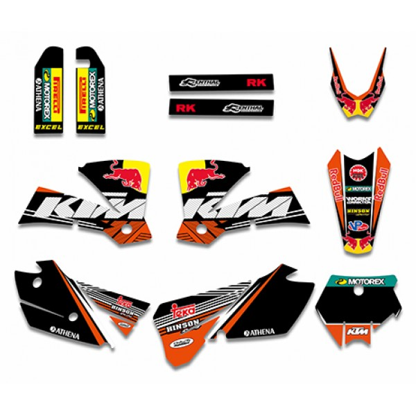 Eurotek Ktm Graphics